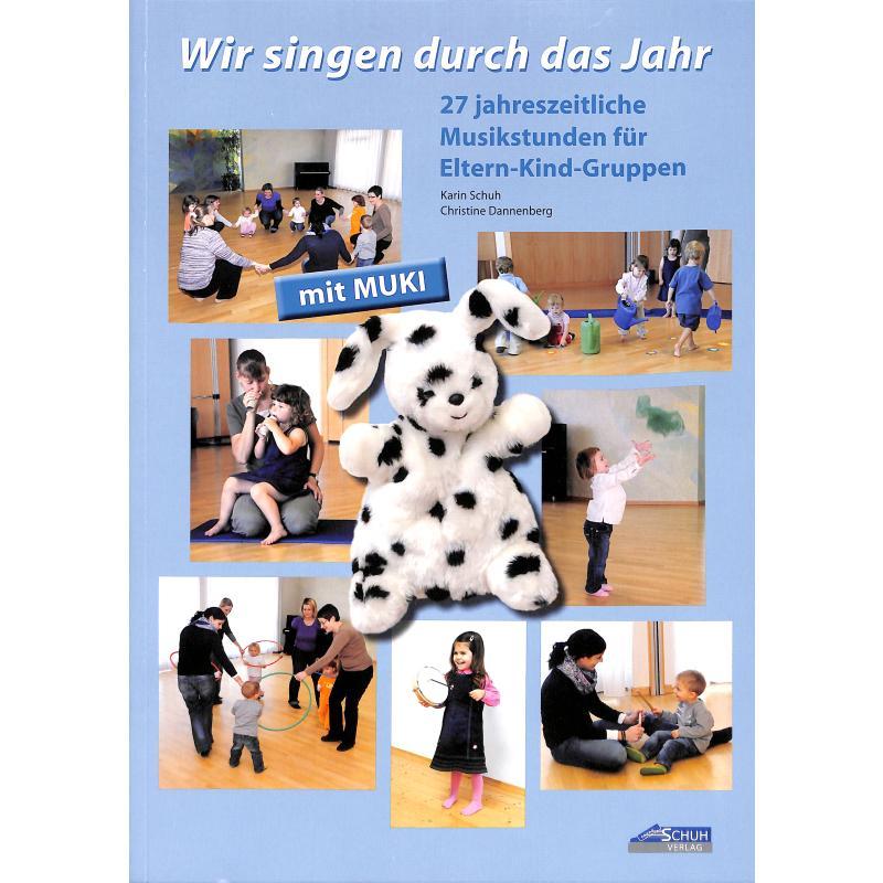 Titelbild für SCHUH 234 - WIR SINGEN DURCH DAS JAHR