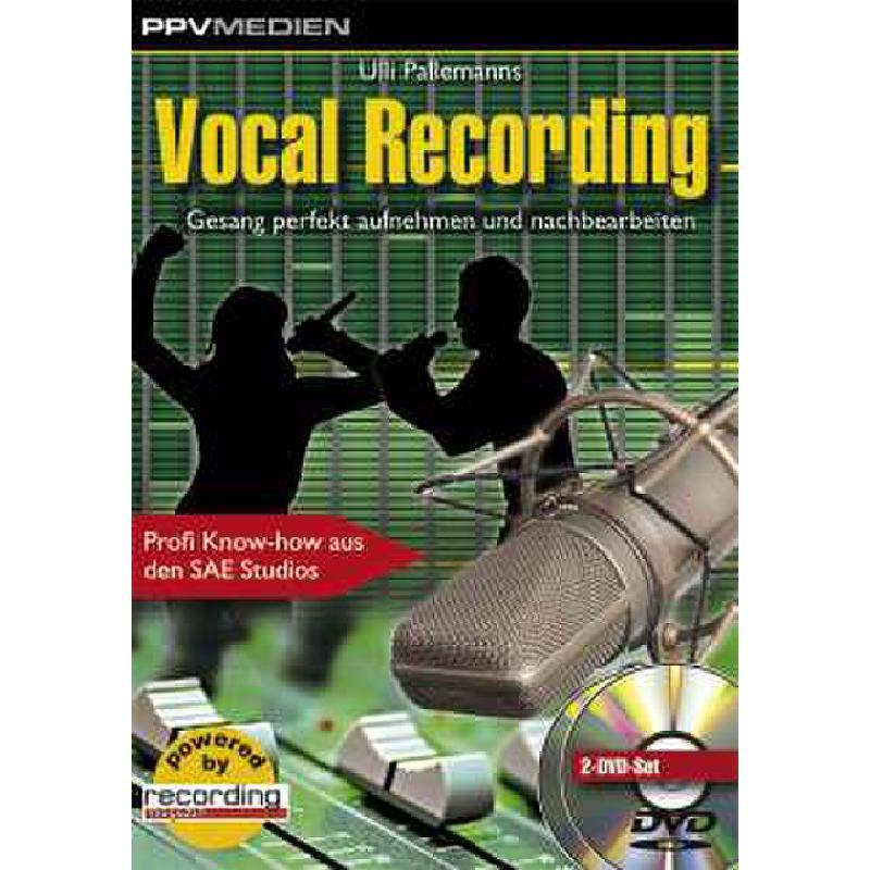 Titelbild für 978-3-937841-95-3 - VOCAL RECORDING
