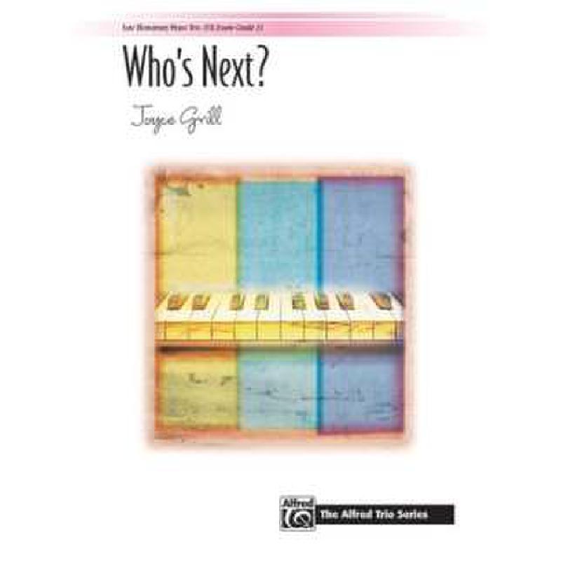 Titelbild für ALF 29216 - WHO'S NEXT