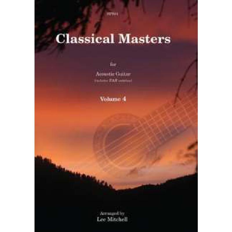 Titelbild für SPARTAN 944 - CLASSICAL MASTERS 4