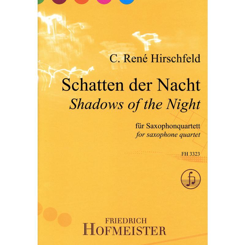 Titelbild für FH 3323 - SCHATTEN DER NACHT