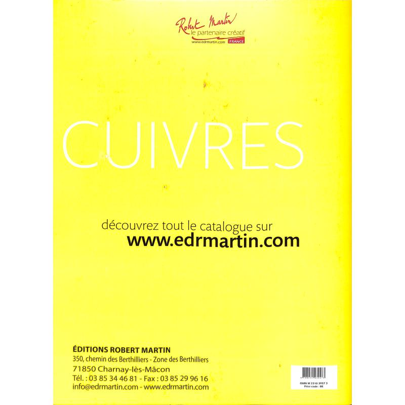 Notenbild für MARTIN 3957 - ABYSSES