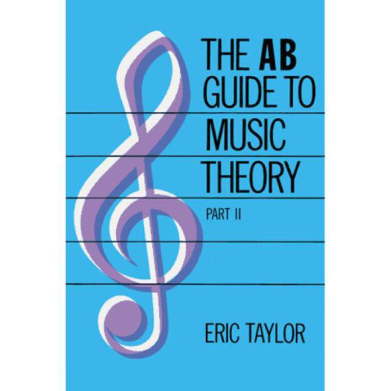 Titelbild für ABRSM 4472 - AB GUIDE TO MUSIC THEORY 2