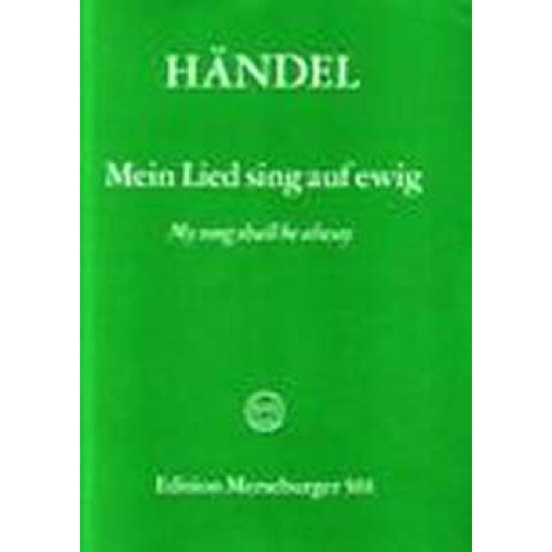 Produktinformationen zu MEIN LIED SING AUF EWIG MERS 501-CHP