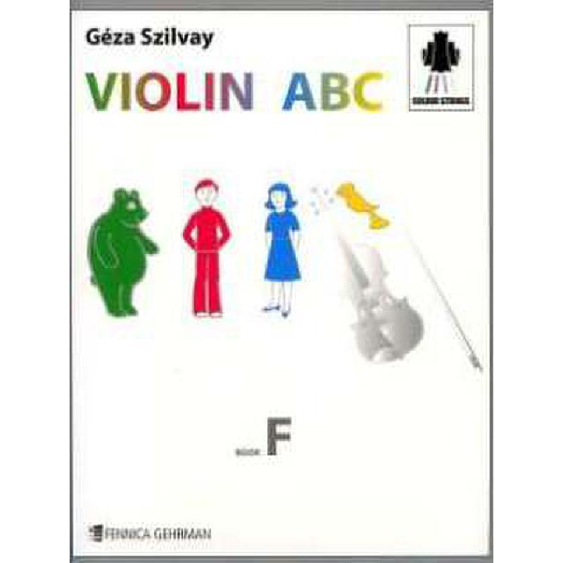 Titelbild für FENNICA 544-1 - VIOLIN ABC 6