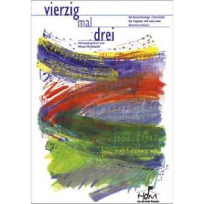 Titelbild für HDM 8920 - VIERZIG MAL DREI