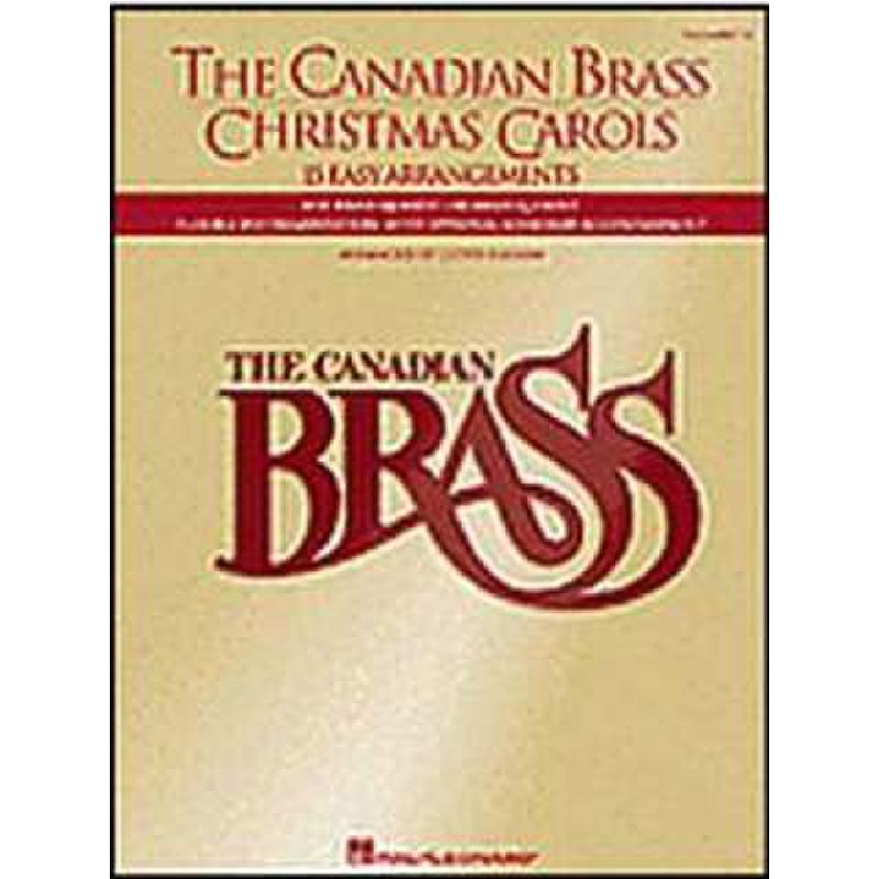 Titelbild für HL 50484034 - CHRISTMAS CAROLS