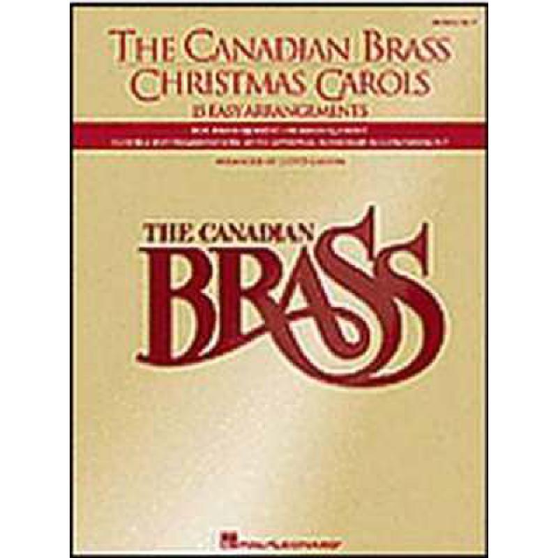 Titelbild für HL 50484035 - CHRISTMAS CAROLS