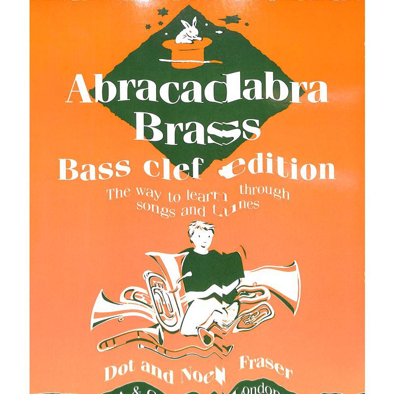 Titelbild für AB 4266 - ABRACADABRA BRASS