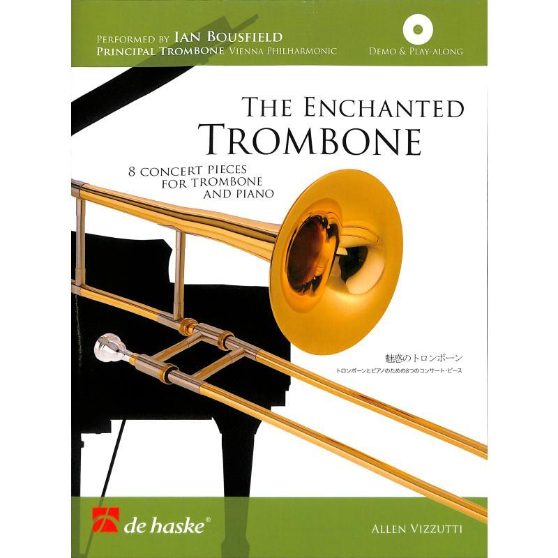 Produktinformationen zu THE ENCHANTED TROMBONE HASKE 1084642