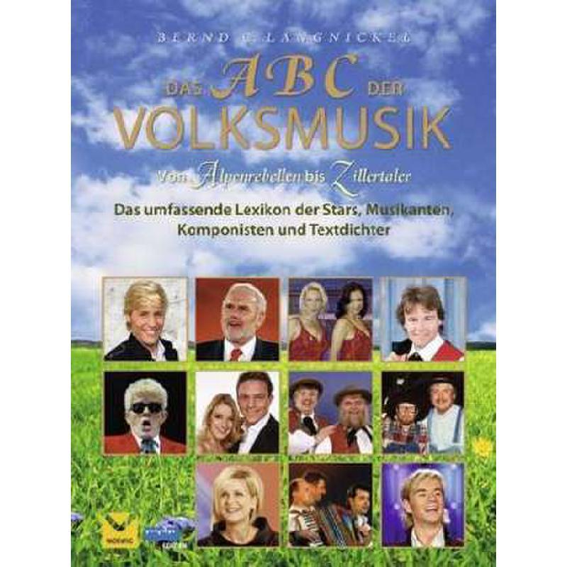 Titelbild für 978-3-86803-370-0 - DAS ABC DER VOLKSMUSIK