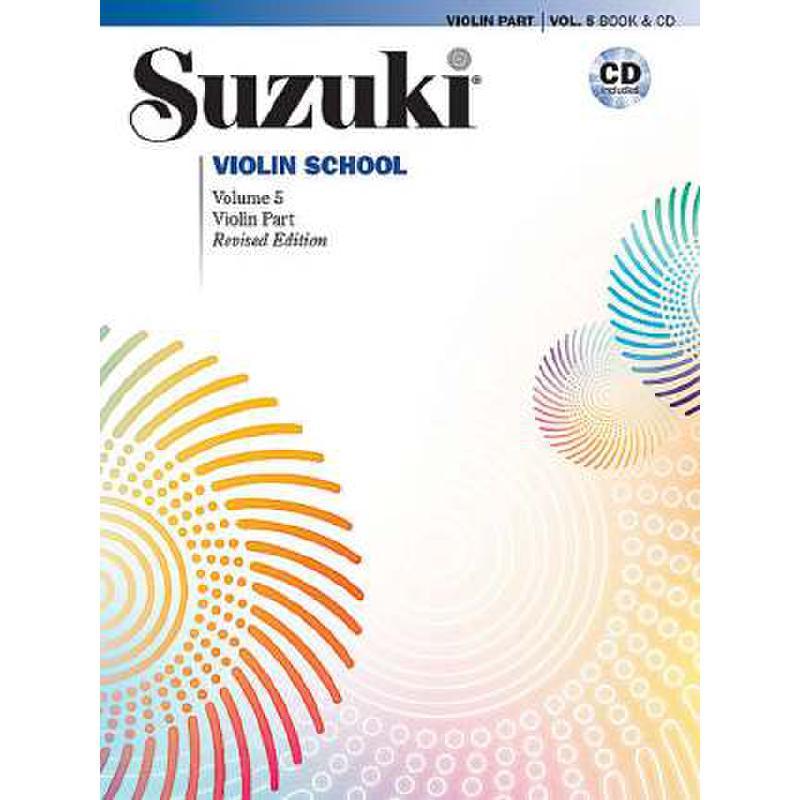 Titelbild für ALF 32743 - VIOLIN SCHOOL 5 (REVISED EDITION)