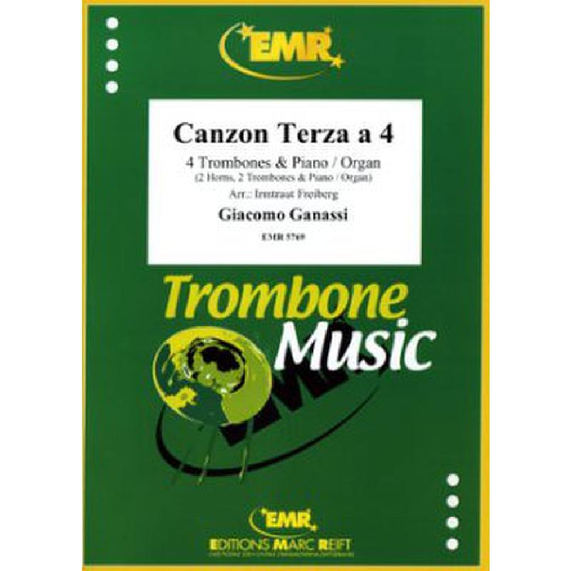 Titelbild für EMR 5769 - CANZON TERZA A 4