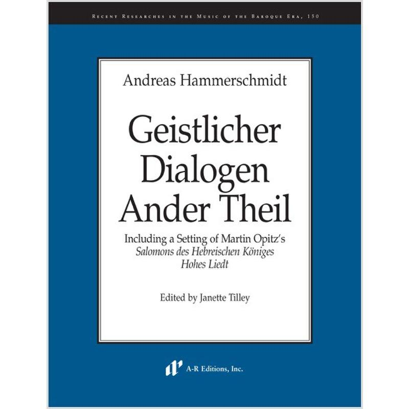 Titelbild für AREDITION -B150 - GEISTLICHER DIALOGEN ANDER THEIL