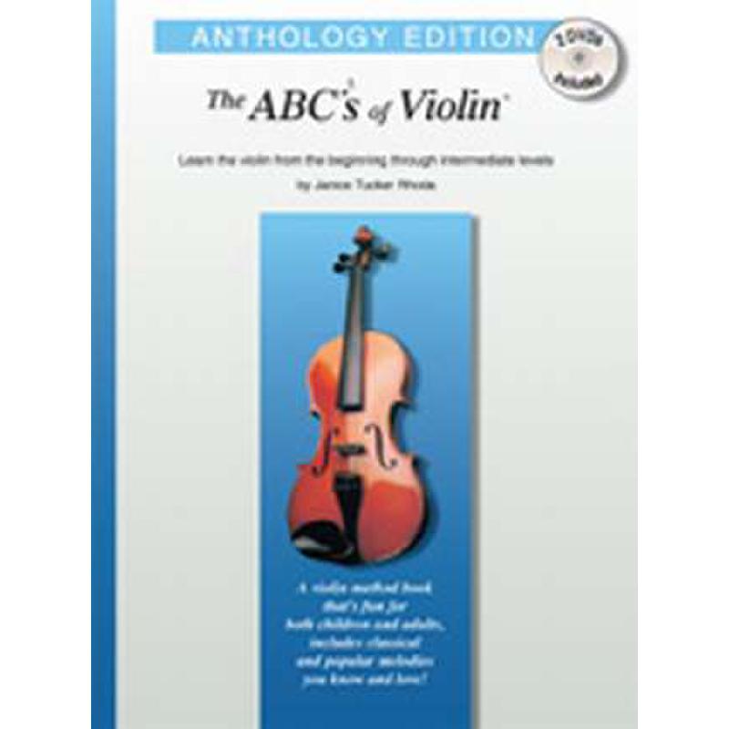 Titelbild für CF -ABC11 - THE ABC'S OF VIOLA FOR THE ADVANCED 3