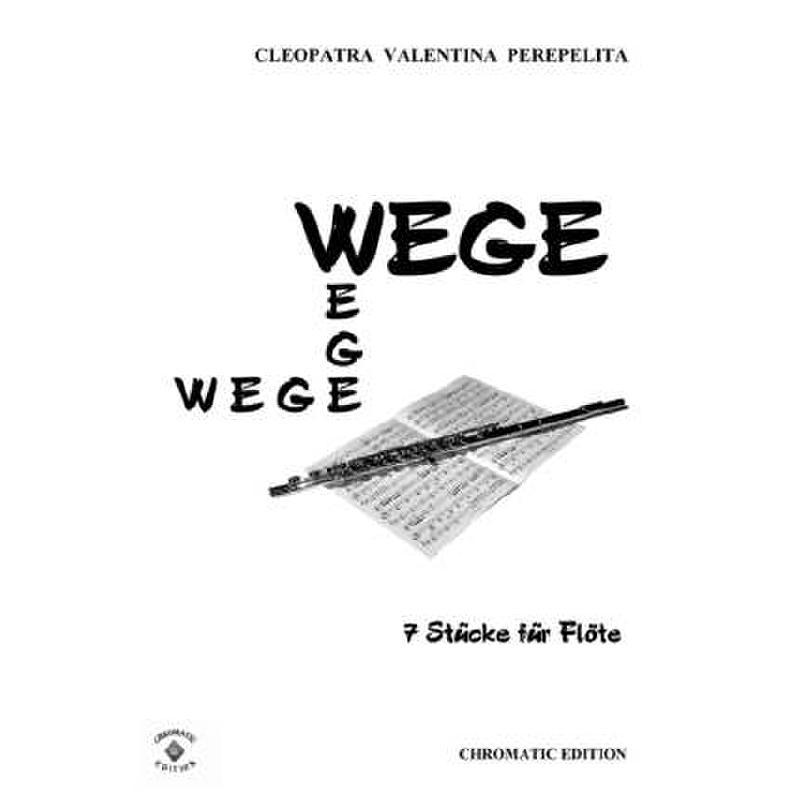 Titelbild für CHROM 35-3 - WEGE - 7 STUECKE