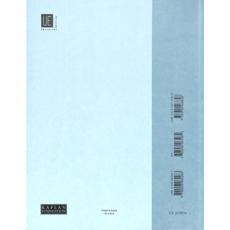 Notenbild für UE 33882 - SINFONIE 2 C-MOLL