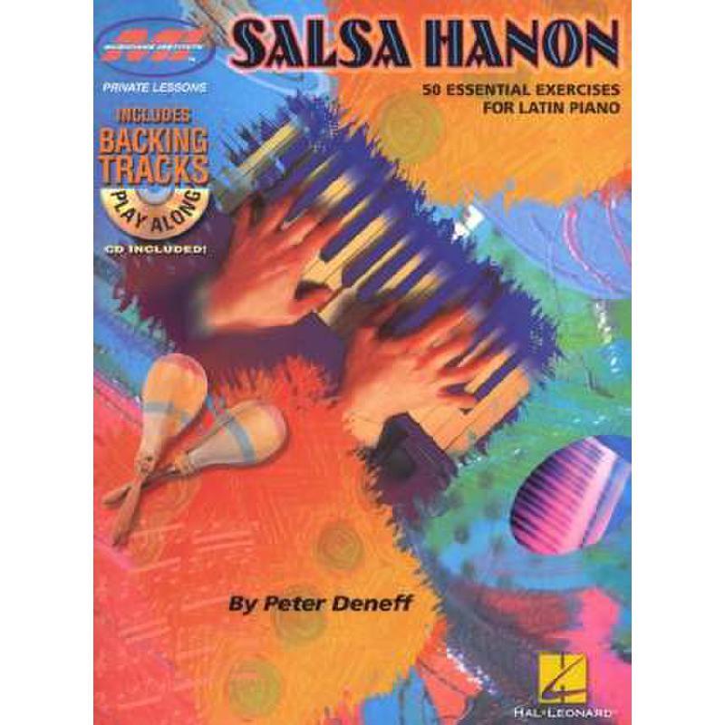 Titelbild für HL 696422 - SALSA HANON PLAYALONG