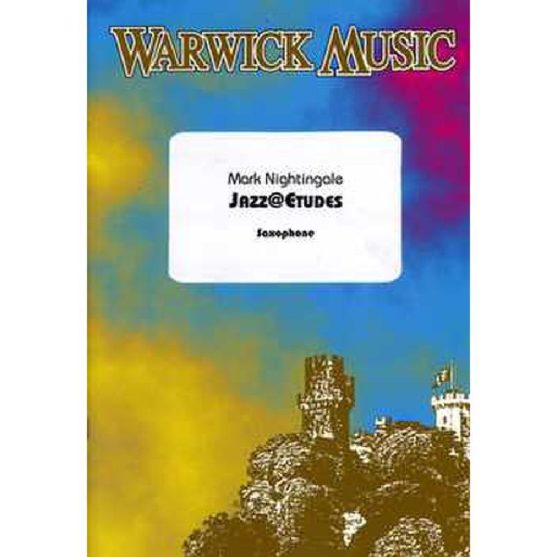 Titelbild für WWM -WD010 - Jazz @ Etudes