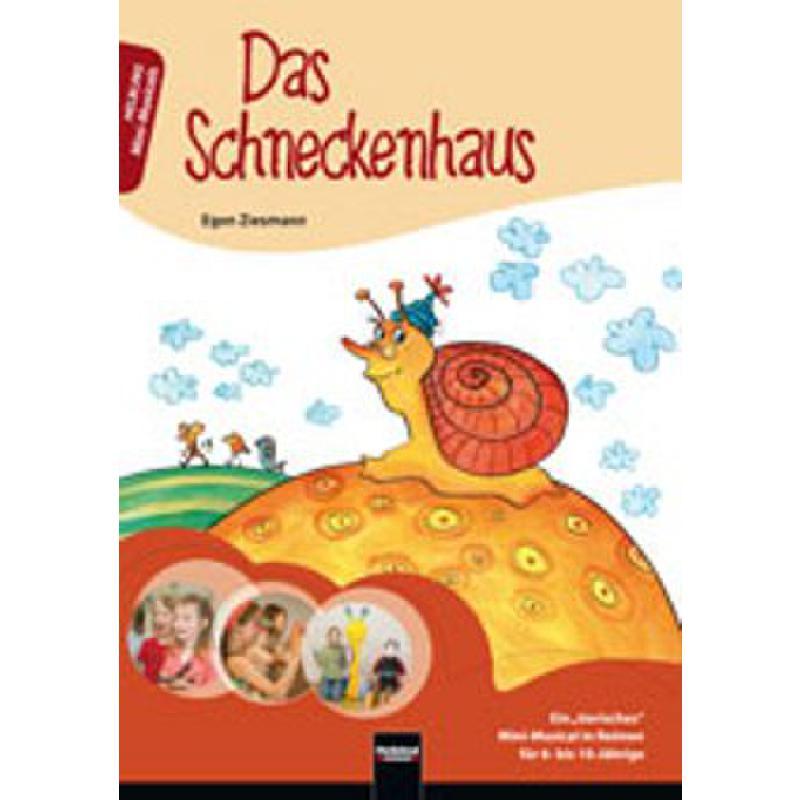 Titelbild für Helbl -S6596 - DAS SCHNECKENHAUS