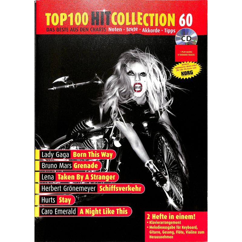 Titelbild für MF 2060-01 - TOP 100 HIT COLLECTION 60