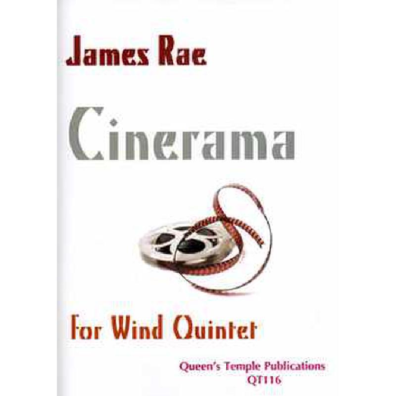 Titelbild für QT 116 - CINERAMA