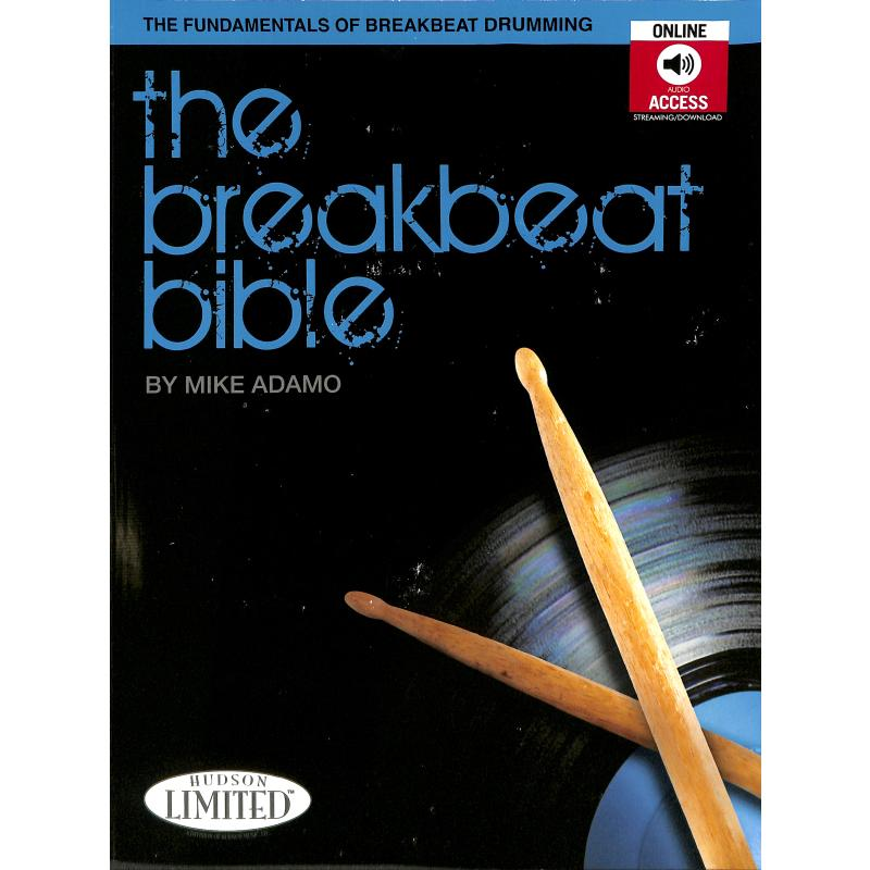 Titelbild für HL 6620153 - THE BREAKBEAT BIBLE