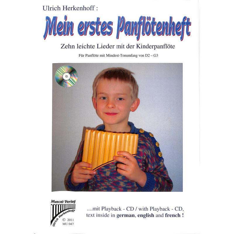 Titelbild für MU 047 - MEIN ERSTES PANFLOETENHEFT