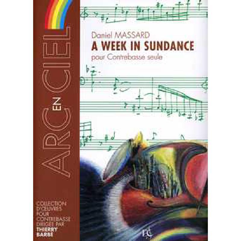 Titelbild für Combre 6733 - A WEEK IN SUNDANCE