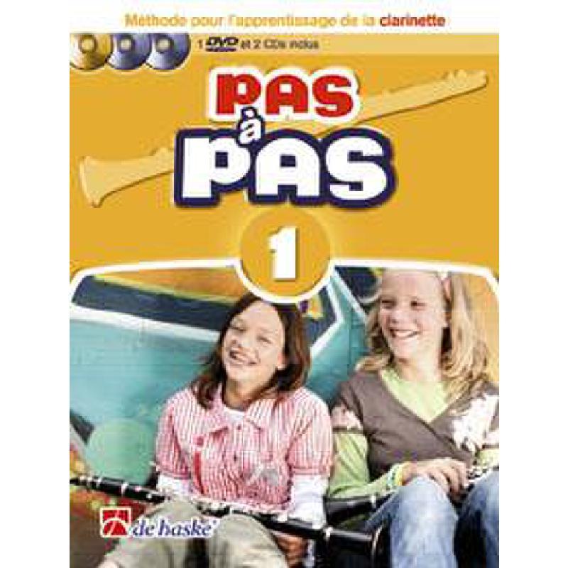 Titelbild für Haske 1084541 - PAS A PAS 1