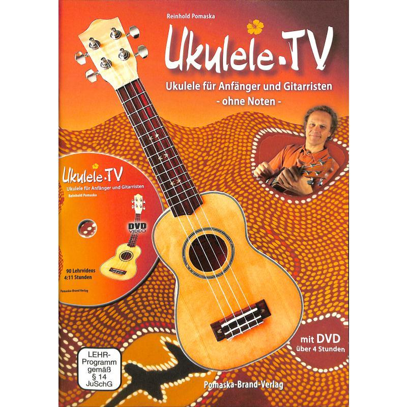 Titelbild für 978-3-935937-93-1 - Ukulele TV