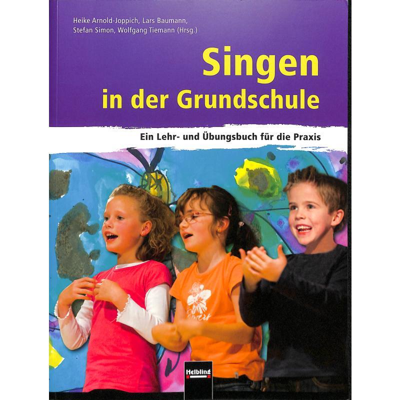 Titelbild für HELBL -S6750 - SINGEN IN DER GRUNDSCHULE