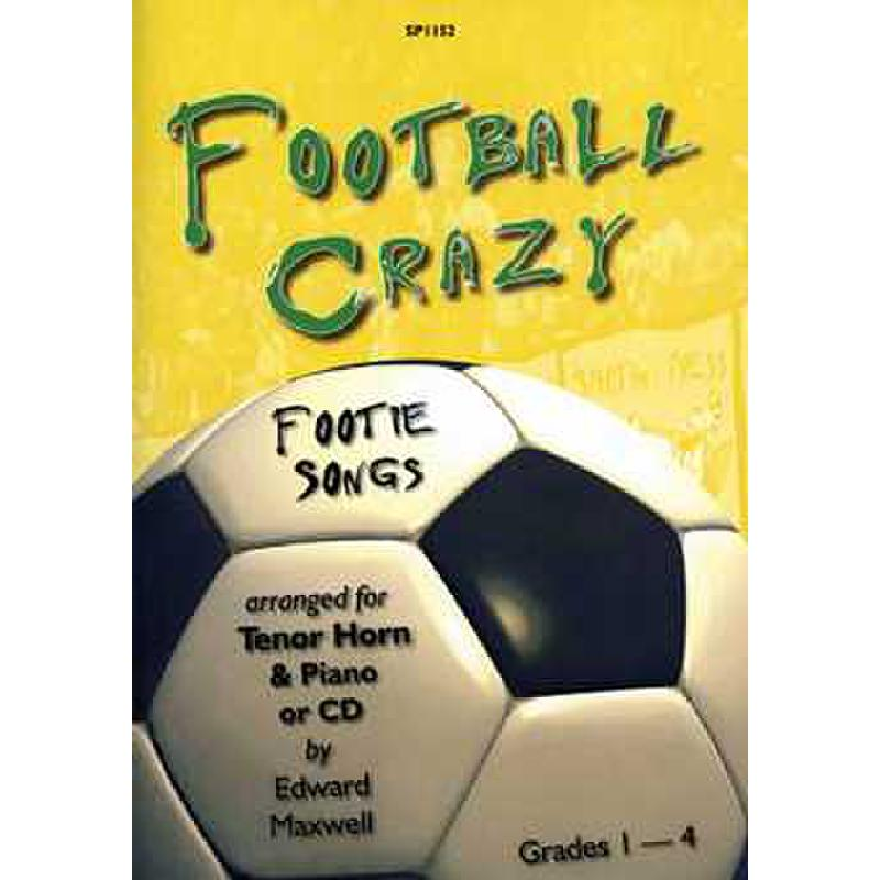 Titelbild für SPARTAN 1152 - FOOTBALL CRAZY