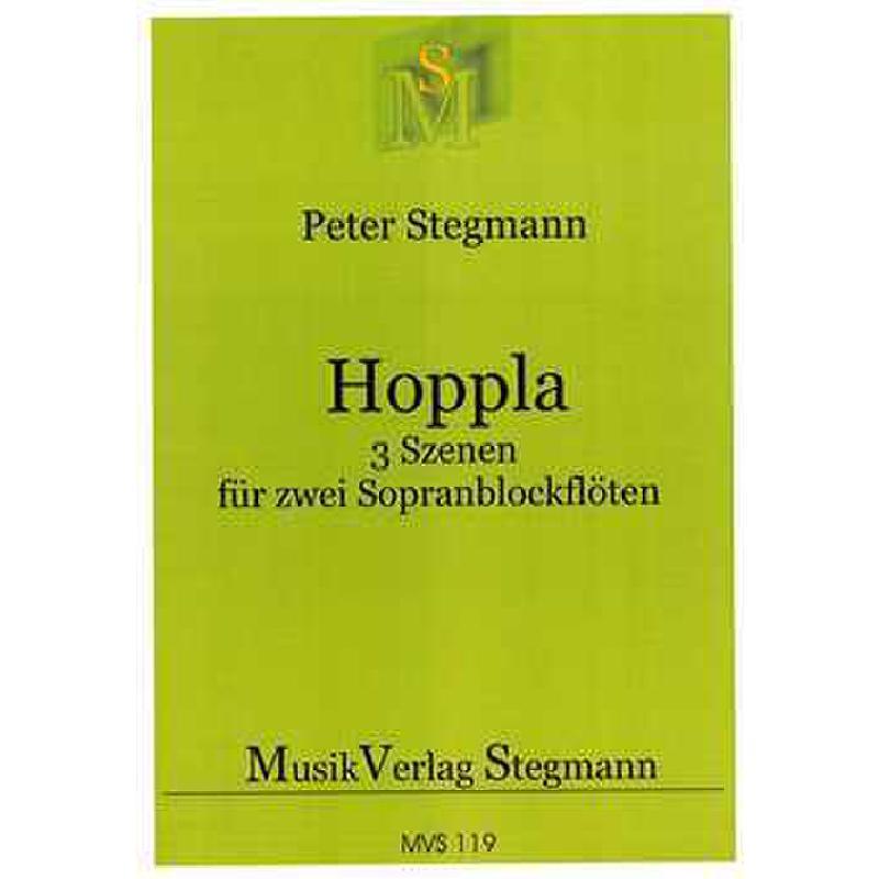 Titelbild für STEGM -MVS119 - HOPPLA