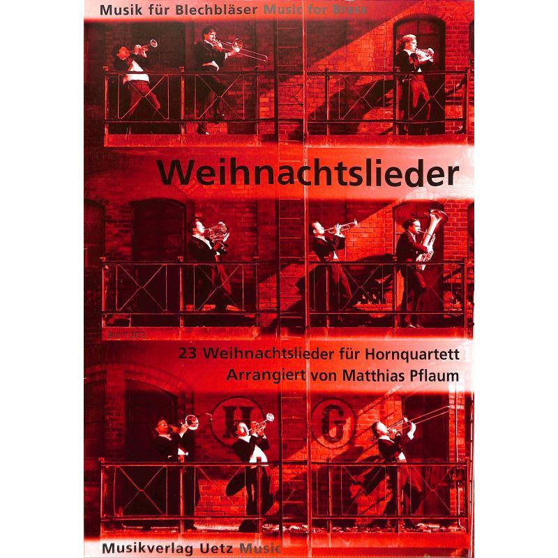 Titelbild für UETZ 1263 - WEIHNACHTSLIEDER