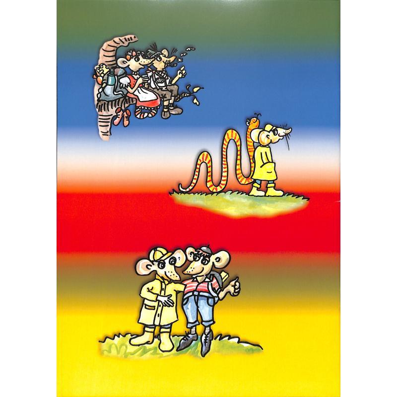 Notenbild für VS 5130 - WIE FRANCOIS DEN FRIESEN DAS SACKHUEPFEN BEIBRACHTE