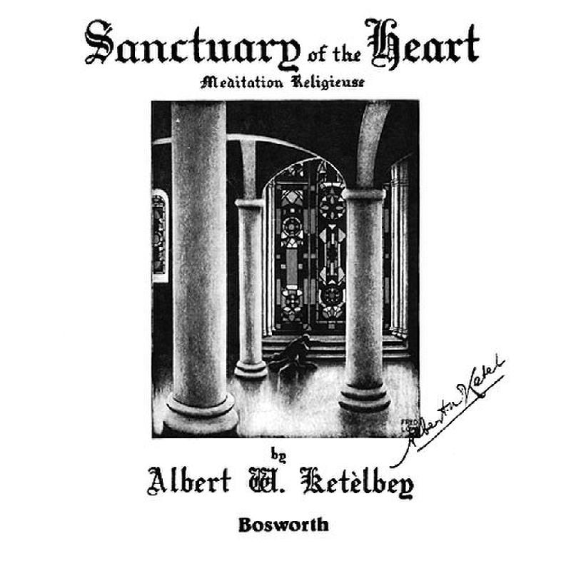 Titelbild für BOE 008334 - SANCTUARY OF THE HEART
