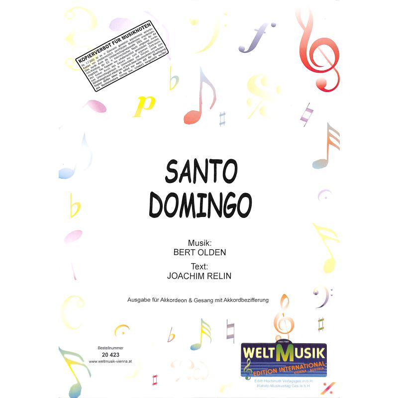 Titelbild für WM 20423 - SANTO DOMINGO