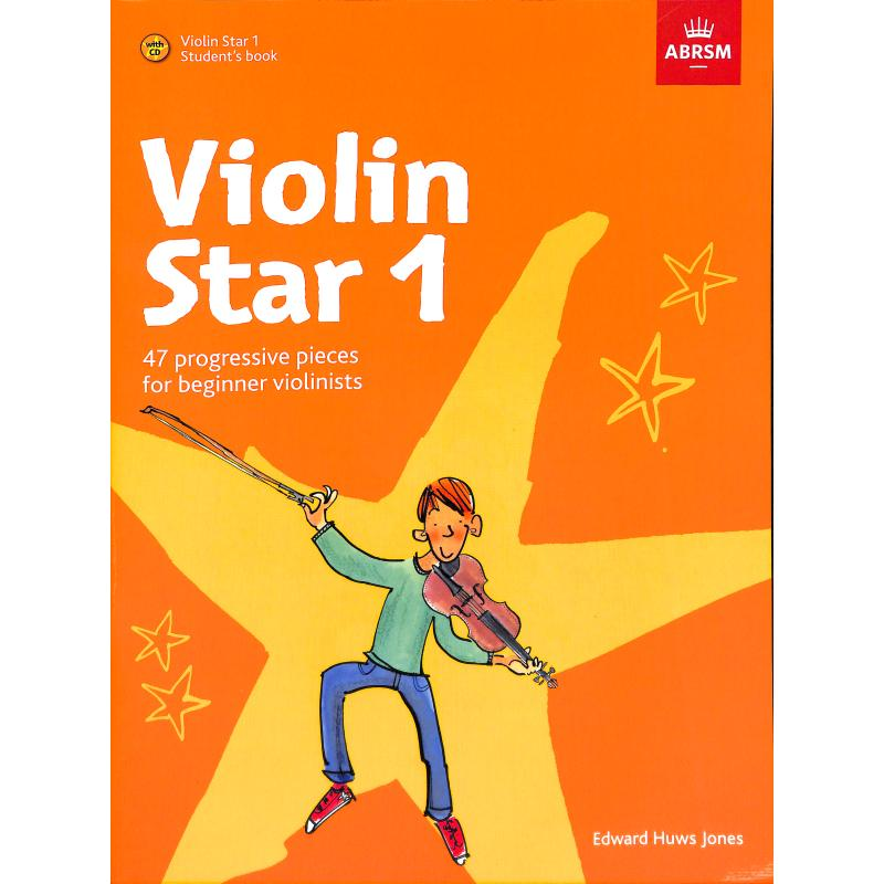 Titelbild für 978-1-86096-899-0 - Violin star 1
