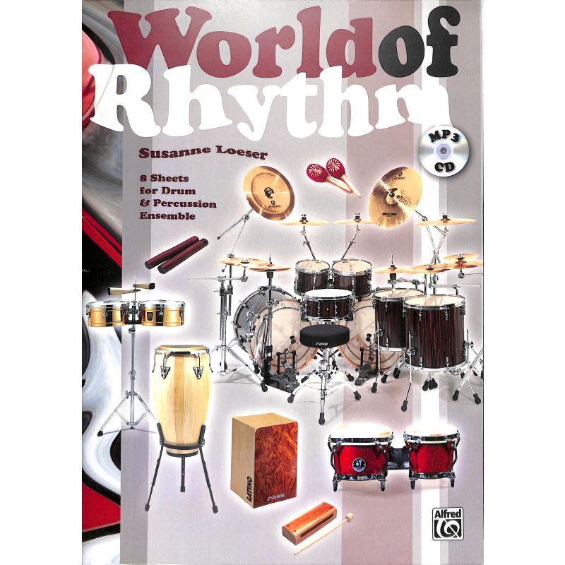 Titelbild für ALF 20167G - WORLD OF RHYTHM