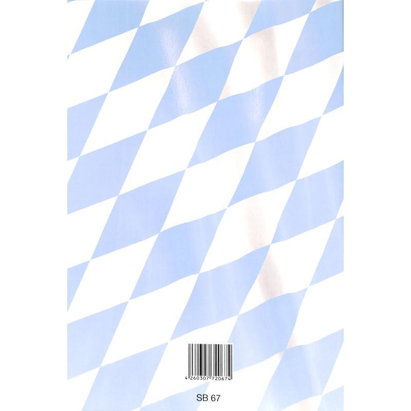 Notenbild für GEIGER -SB67 - WIRTSHAUSMUSIK FUER AKKORDEON 1