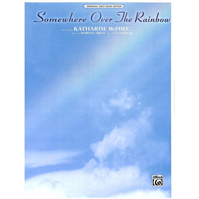 Titelbild für ALF 26213 - OVER THE RAINBOW