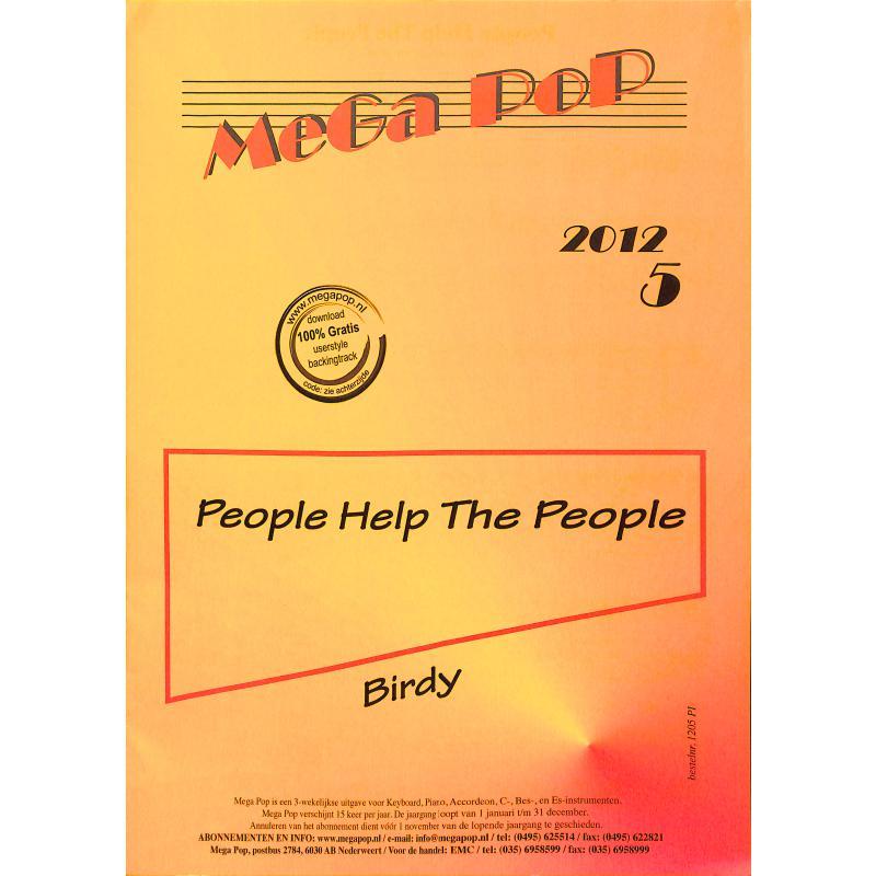 Titelbild für MDFK 1205PI - People help the people