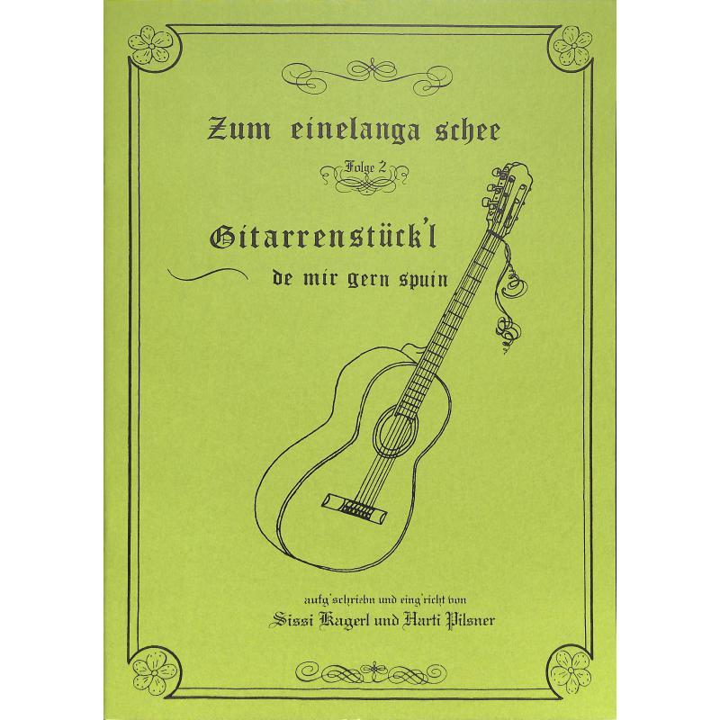 Titelbild für EDELMANN -HP2 - ZUM EINELANGA SCHEE 2