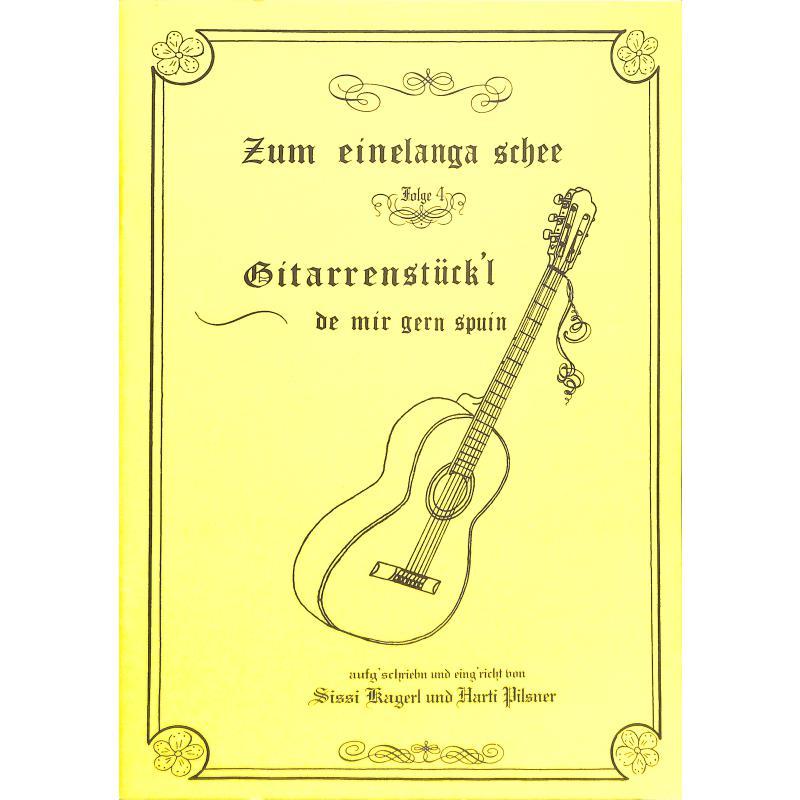 Titelbild für EDELMANN -HP4 - ZUM EINELANGA SCHEE 4