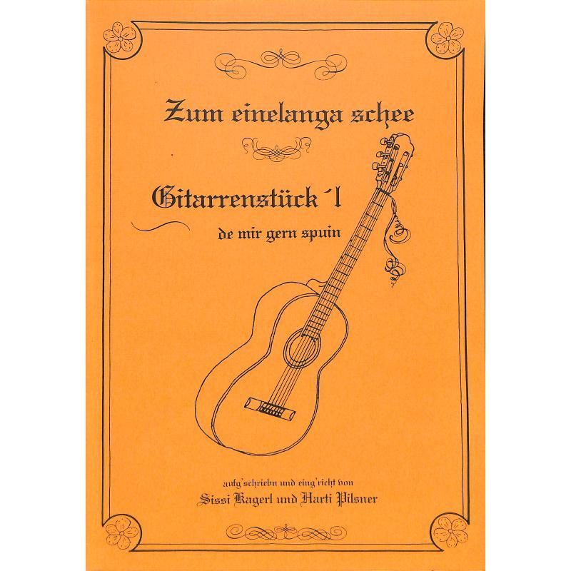 Titelbild für EDELMANN -HP6 - ZUM EINELANGA SCHEE 6