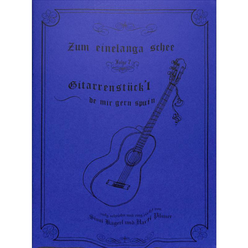 Titelbild für EDELMANN -HP7 - ZUM EINELANGA SCHEE 7