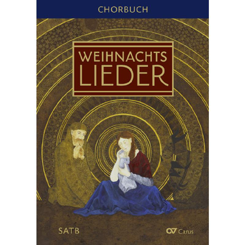 Titelbild für CARUS 2140-05 - WEIHNACHTSLIEDER