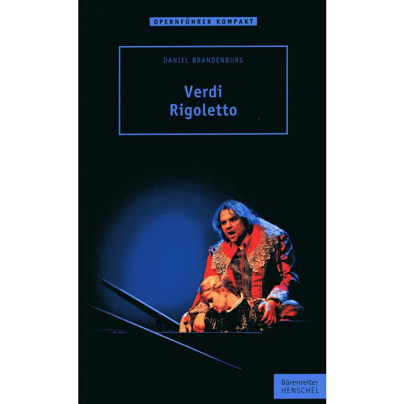 Titelbild für BABVK 2225 - Verdi - Rigoletto