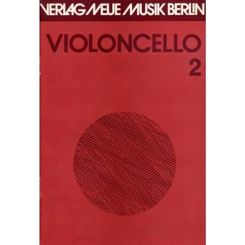 Titelbild für NM 420 - VIOLONCELLO 2